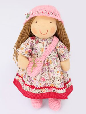 Waldorf cloth doll